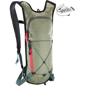 EVOC CC Backpack 3l + 2l Bladder olive